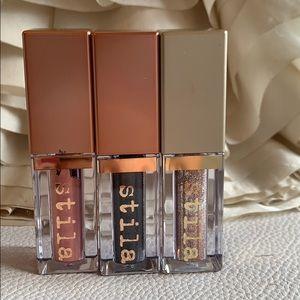 Other - Stila Glitter and Glow Liquid Eyeshadow Bundle